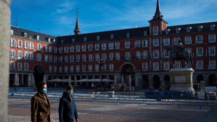 Las pernoctaciones hoteleras profundizan su caída en octubre hasta un 83,3%