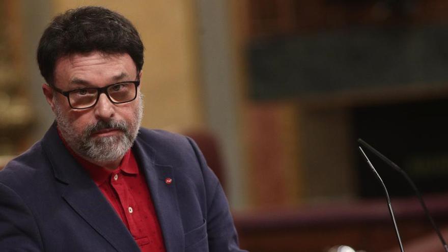 El Supremo juzgará en marzo a Joan Josep Nuet por el procés