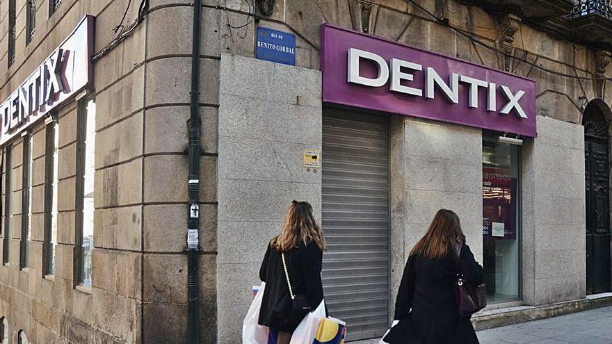 Quiebra de Dentix: el Colegio de Odontólogos de Galicia cifra en cerca de 6.000 los afectados
