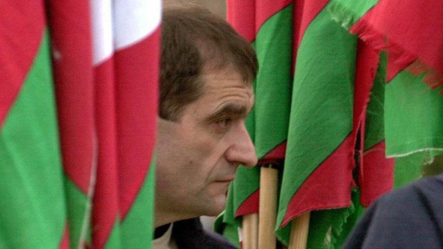 Josu 'Ternera', el terrorista que puso voz al fin de ETA