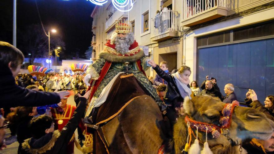 Elda suspende la Cabalgata de los Reyes Magos por el covid