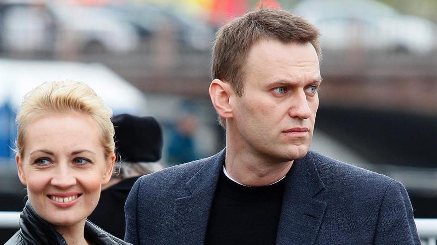 Navalni responsabiliza a Putin de su envenenamiento