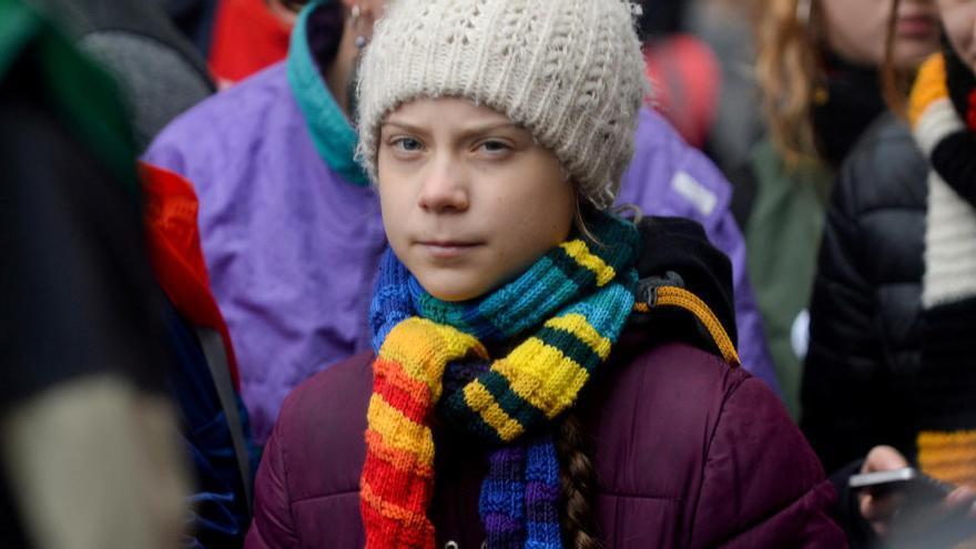 Greta Thunberg declara el seu suport a Joe Biden de cara a les eleccions presidencials dels EUA