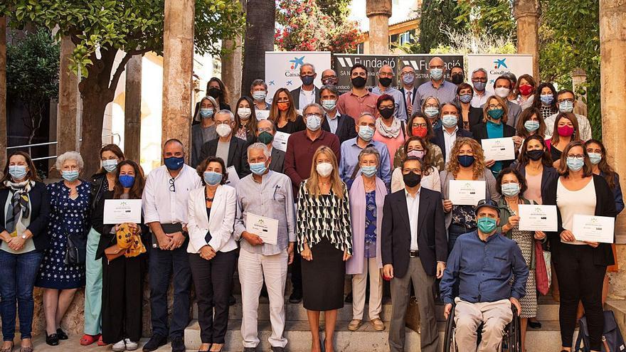 CaixaBank y la Fundación Sa Nostra entregan 150.000 euros a 36 asociaciones