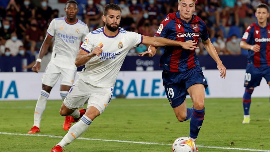 Así ha sido el Levante - Real Madrid