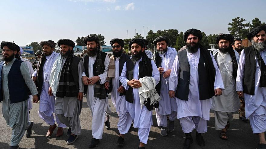 Parábola del buen talibán