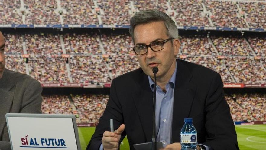"""El """"Barçagate"""" agita el tauler electoral"""