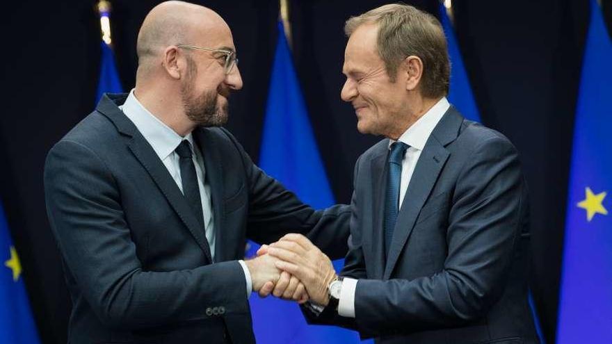 """Michel promete """"estilo propio y cauto"""" al frente del Consejo Europeo"""