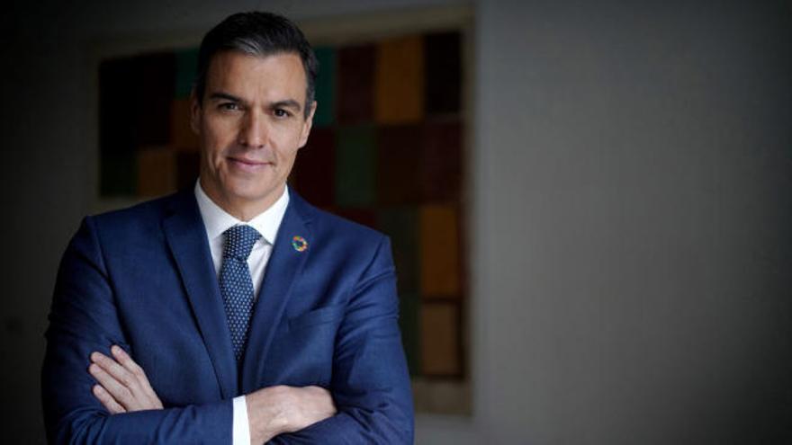 Pedro Sánchez comenta la actualidad política