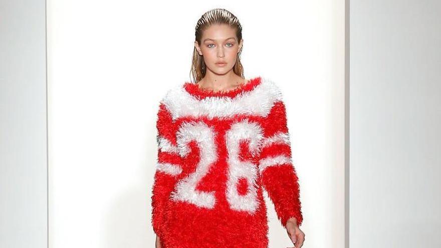 Gigi Hadid también fue rechazada en el mundo de la moda por su cuerpo