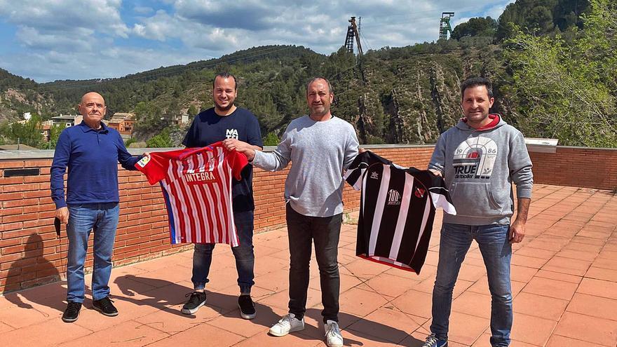 Así es la familia del entrenador del Sporting: Los Gallego, carácter minero
