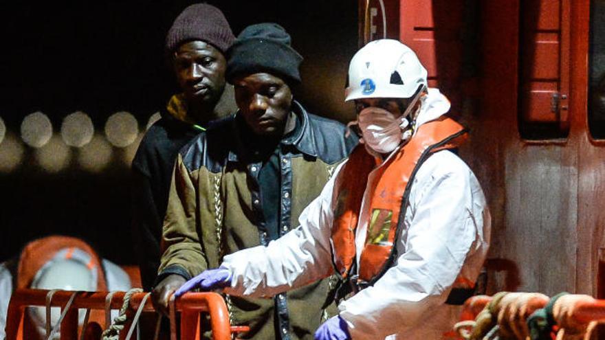 CEAR condena que España repatríe indirectamente a Mali contra criterio de ONU