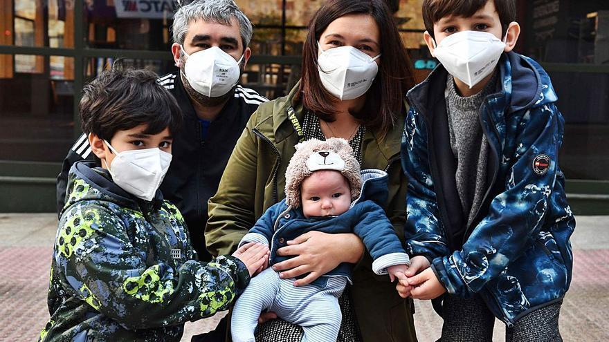 La pandemia reduce la natalidad con un centenar menos de bebés en enero y febrero