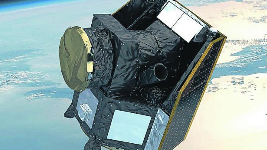 'Cheops', con espejo de 30 centímetros, es más preciso que los telescopios terrestres