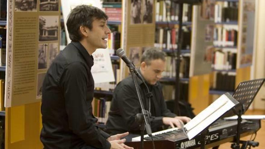 La biblioteca de Xàtiva celebra su 70.º aniversario
