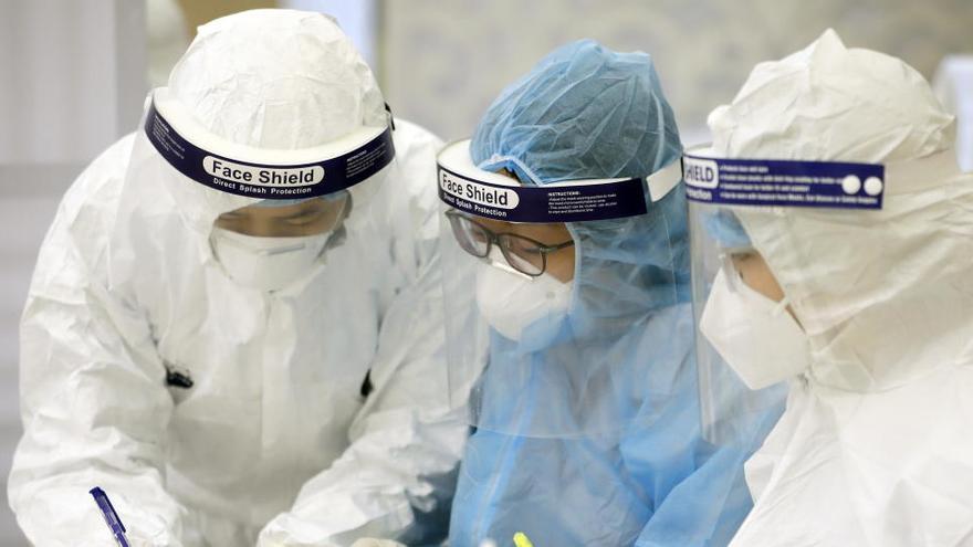 La pandemia supera la barrera de los 95 millones de contagios