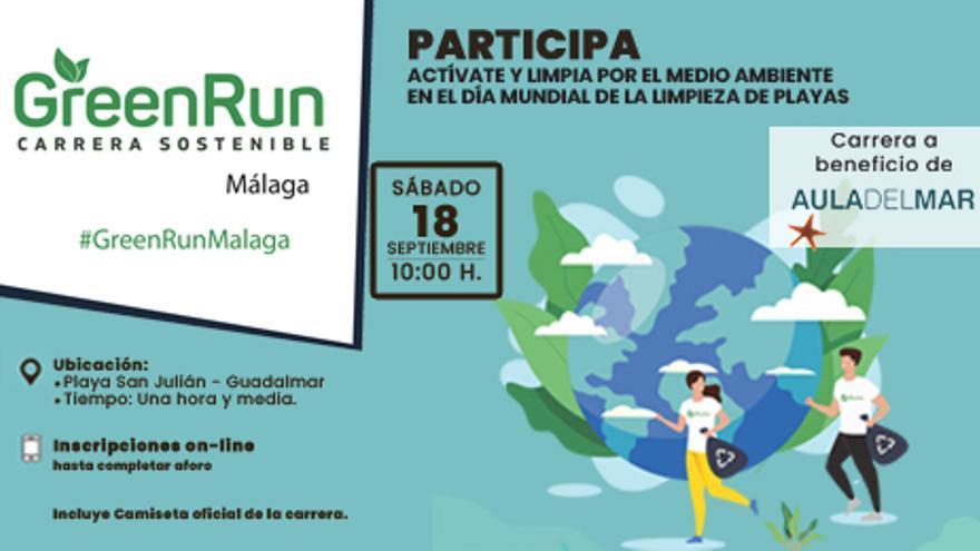 La Opinión de Málaga organiza Green Run, una actividad sostenible