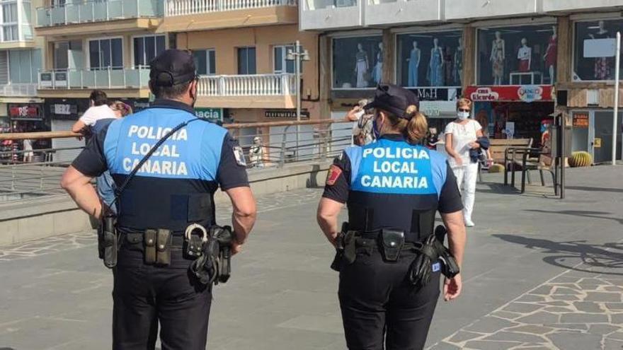 Puerto de la Cruz refuerza la vigilancia policial para evitar botellones