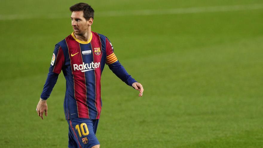 Messi iguala Pelé com a màxim golejador d'un mateix club