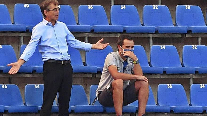 El Deportivo trata de ganar en los despachos el partido ante el Extremadura
