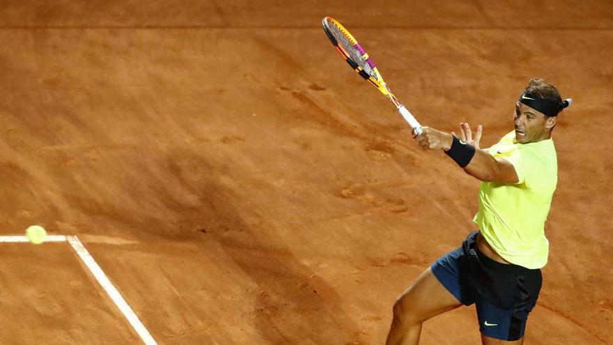 Rafa Nadal - Diego Schwartzman, en directo