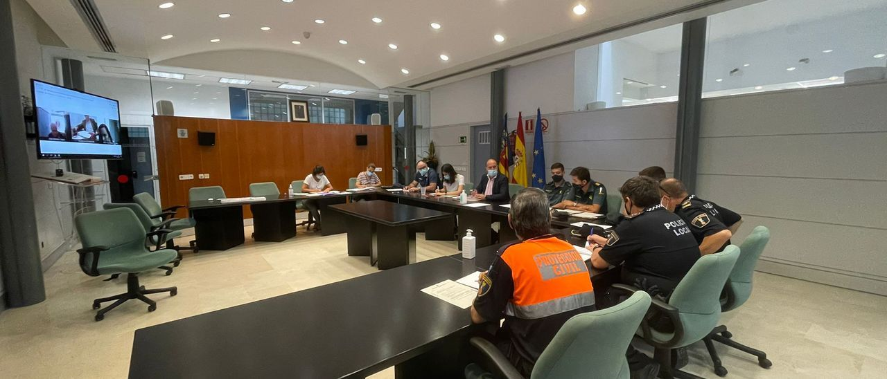 Junta Local de Seguridad de Massmagrell