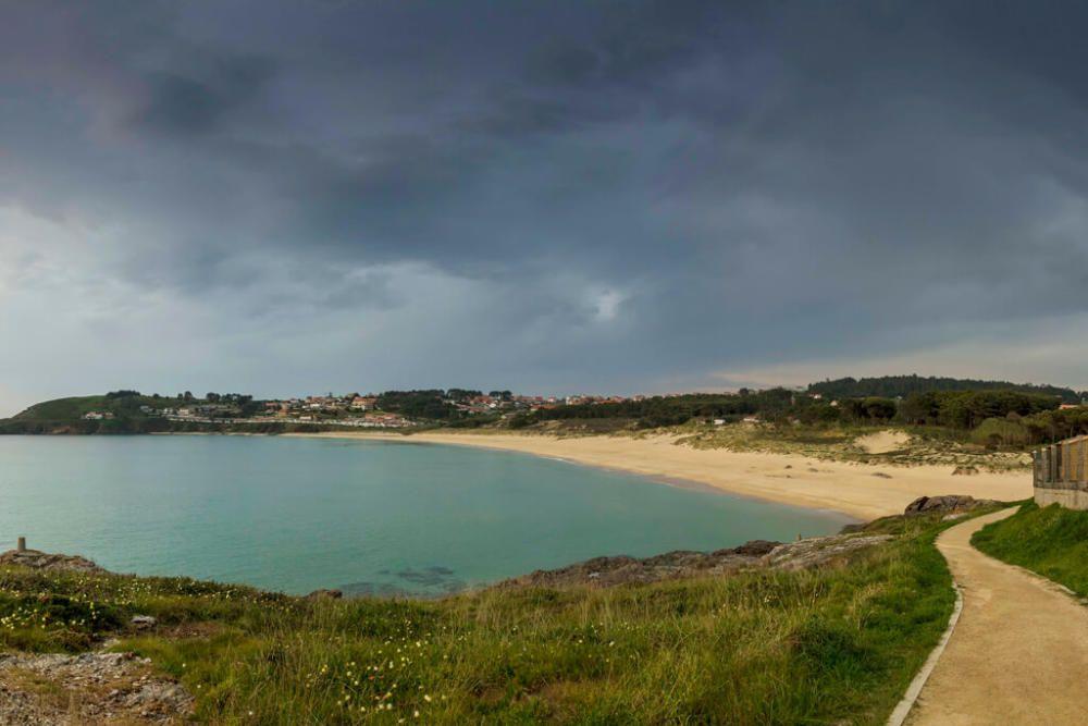 Playa de Montalvo (Sanxenxo)