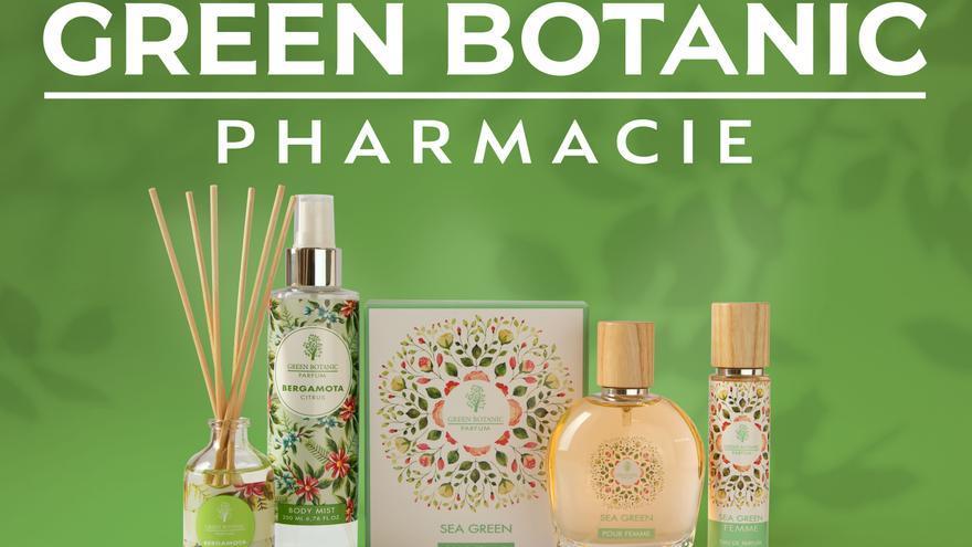 Spot Green Botanic de Saphir Parfums
