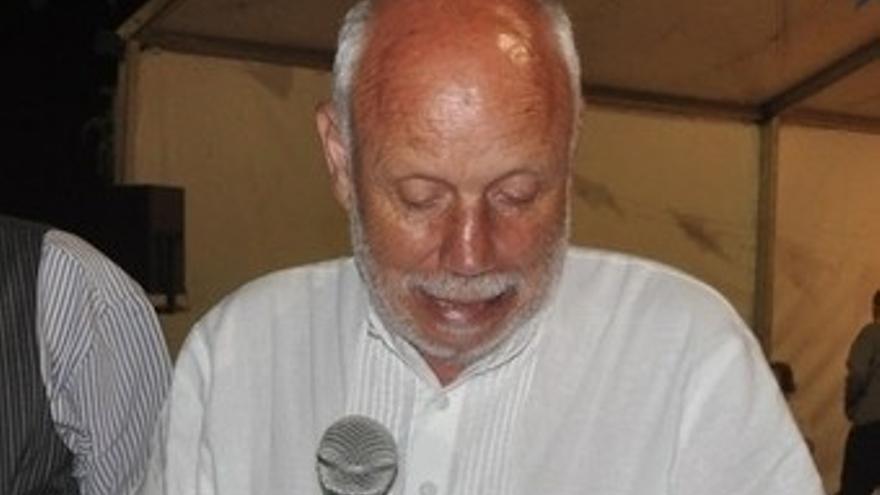 Alfredo Velázquez leerá el pregón de las Fiestas de San Miguel Arcángel el próximo viernes