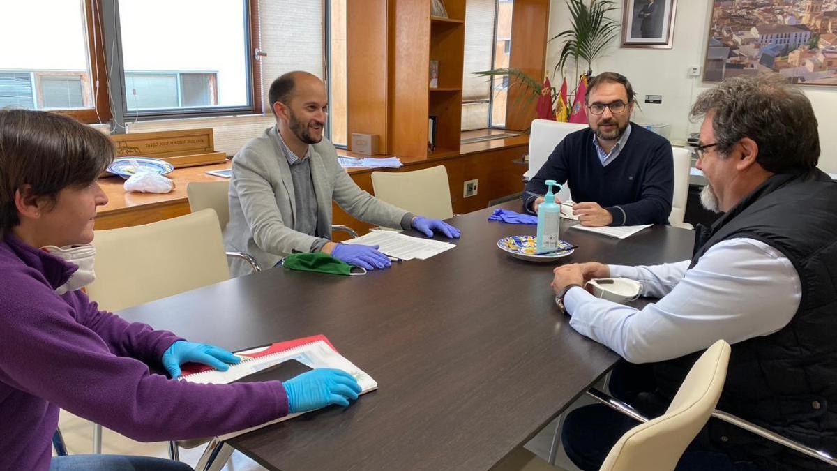 La cuenta solidaria puesta en marcha por el Ayuntamiento de Lorca ya ha recibido 51.490 euros