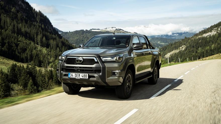 Nuevo Toyota Hilux 2021: Estos son sus precios en España