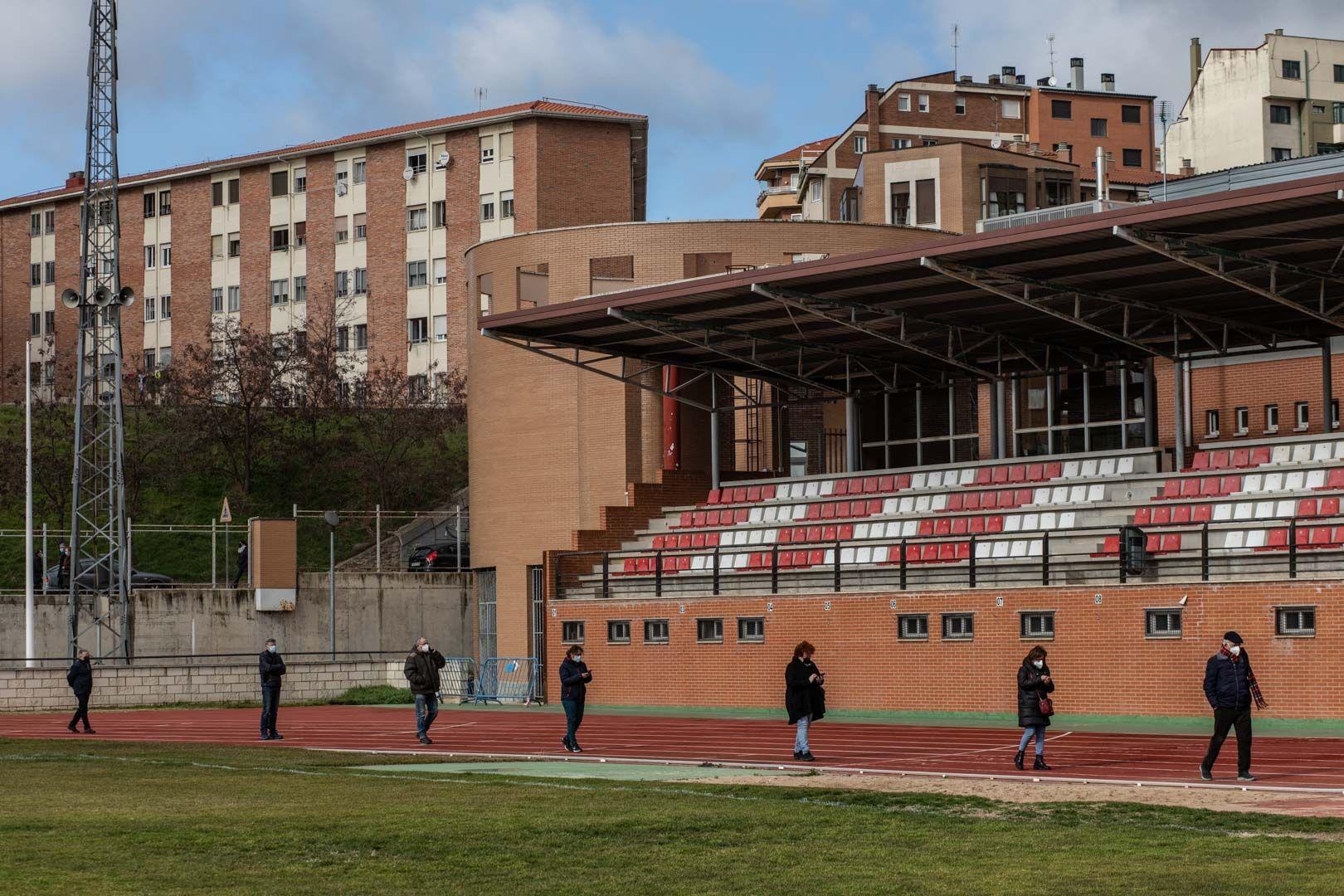 GALERÍA | Segunda jornada de cribado masivo en Zamora capital