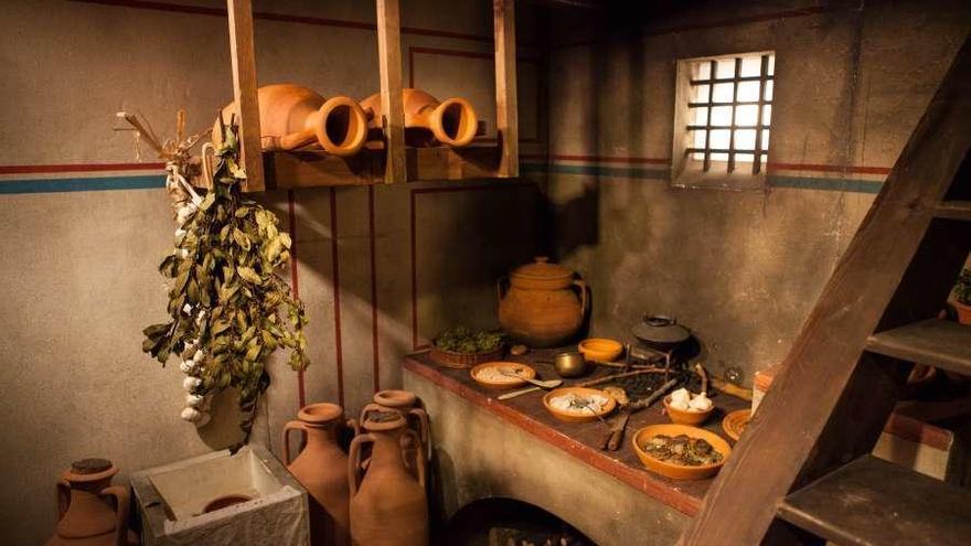 """La exposición """"Romanorum Vita. Una historia de  Roma en Soria"""" registra 18.000 visitas"""