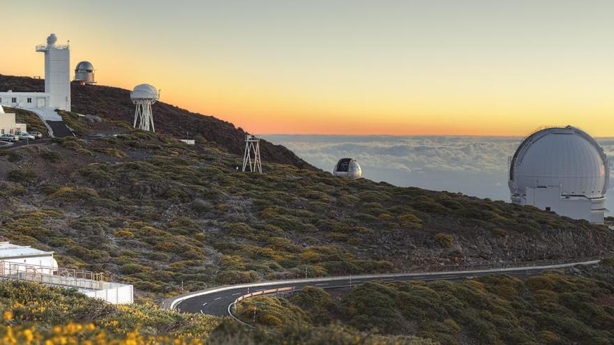 La fibra óptica del Observatorio de La Palma 'aprende' a sentir terremotos