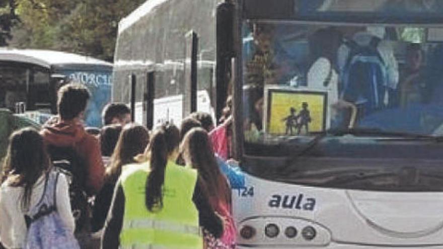 Habrá transporte escolar en el inicio del curso en Canarias