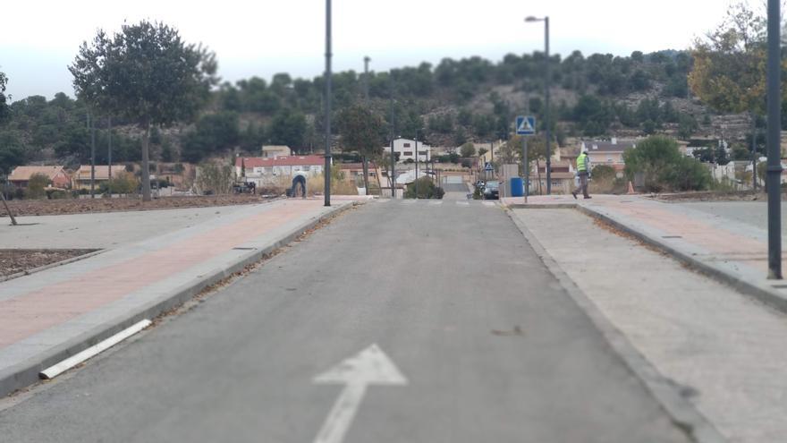 La urbanización del Alamí de Ibi queda desbloqueada