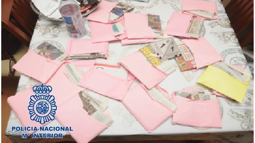 Detenido por acceder a la casa de su cuñada y robar 100.000 euros