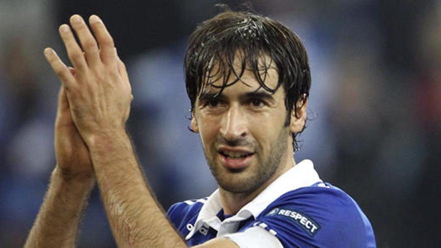 El exfutbolista Raúl, embargado por 9,3 millones de euros