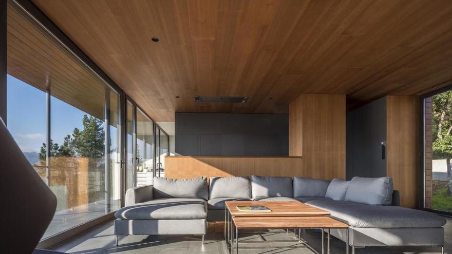 Premios COAG 2019: un balcón de madera con vistas al Miño