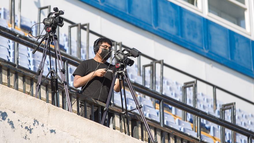 Hércules y Levante B acuerdan la emisión en abierto del partido del domingo en Buñol