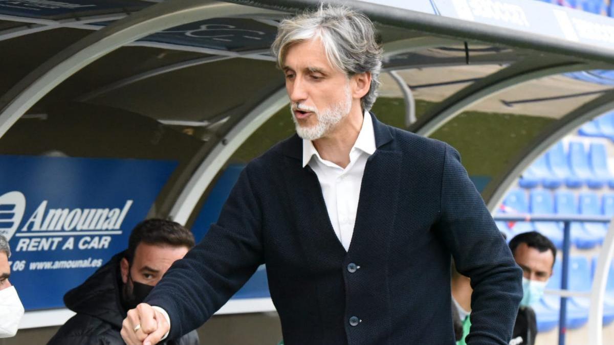 """Pablo Alfaro: """"Me marcho con la rabia de no haber ganado por 1-3 o 1-4, que habría sido lo más justo"""""""