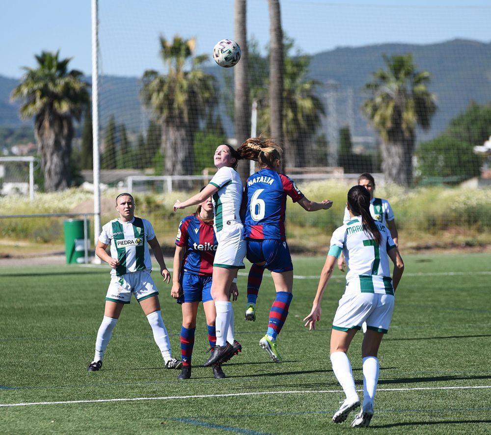 La victoria del Córdoba CF Femenino ante el Levante B en imágenes