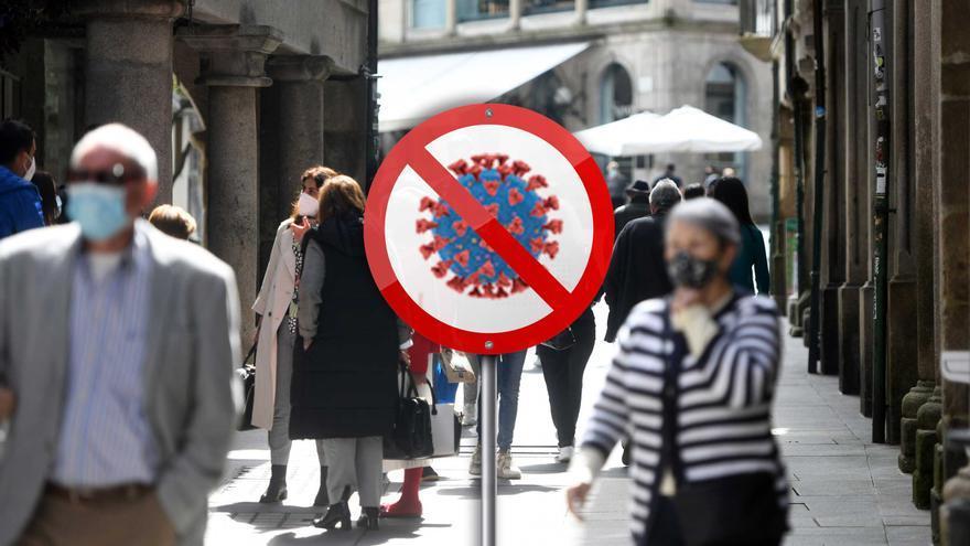 Galicia se sitúa entre las comunidades con menos restricciones antiCOVID