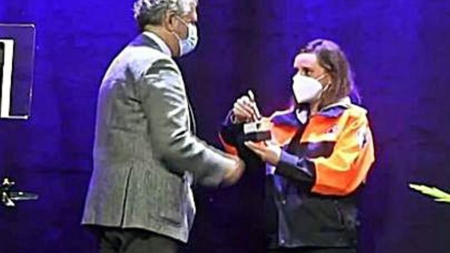 Navia premia a los sectores más presentes durante la pandemia