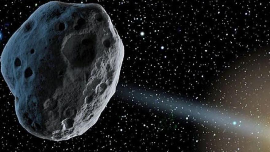Un asteroide de 500 metros de diámetro pasará cerca de la Tierra hoy
