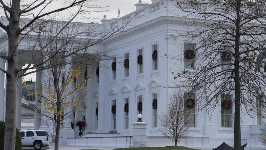 Els Trump inicien la mudança de la Casa Blanca