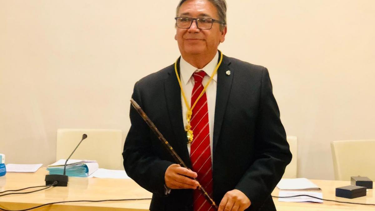 Ramírez, del PSOE, regresa a la Alcaldía de Almendralejo en un gobierno con Cs