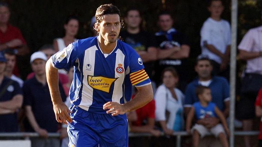 Deu anys sense Dani Jarque, etern capità de l'Espanyol