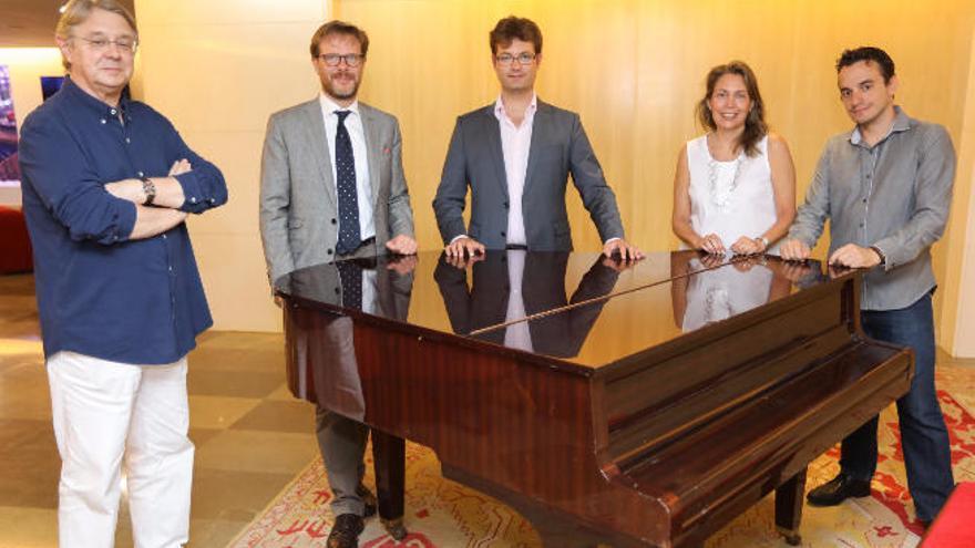 El Festival de Música de Canarias reúne al jurado para elegir al nuevo director/a
