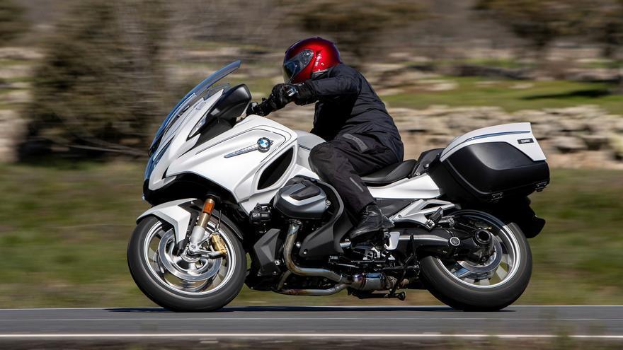 BMW renueva la R 1250 RT, un icono viajero